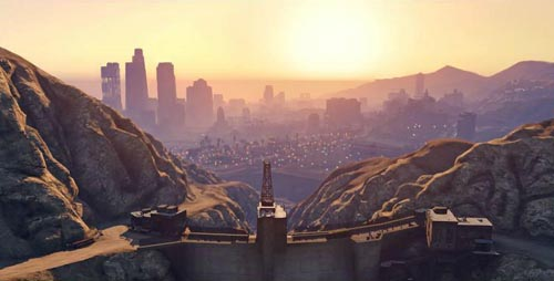 mont chiliad gta V - GTA5france.com