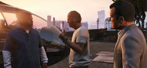 personnages gta5 - GTA5france.com