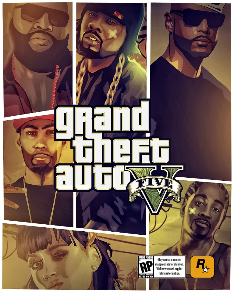 grand theft auto five - GTA5france.com