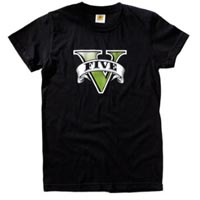 tshirt five - GTA5france.com