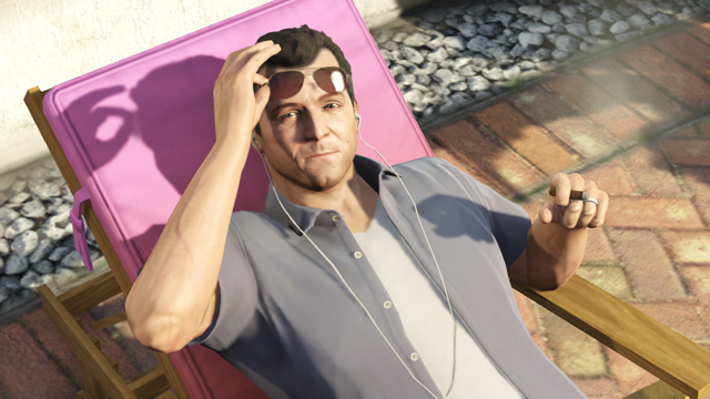 michael detente - GTA5france.com