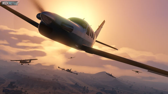 avion gta online - GTA5france.com