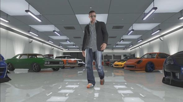 garage online - GTA5france.com