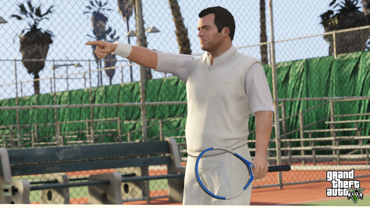 tennis michael - GTA5france.com