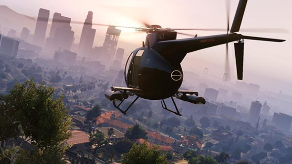 helico ls - GTA5france.com