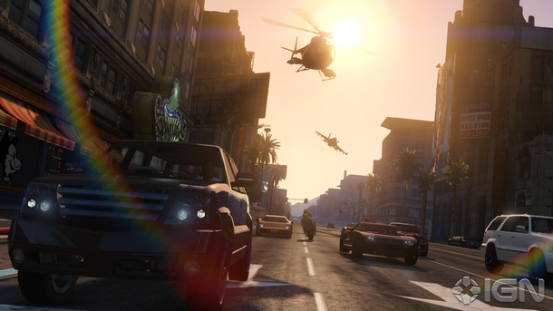 poursuite gta 5 multi - GTA5france.com
