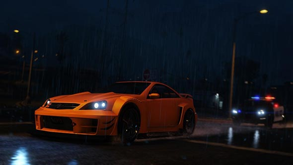 voiture tuning - GTA5france.com