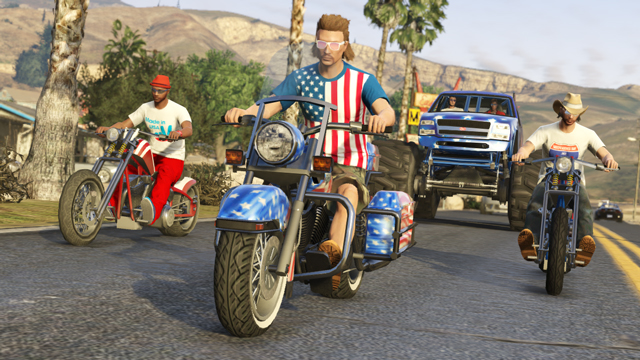 biker usa gta online - GTA5france.com