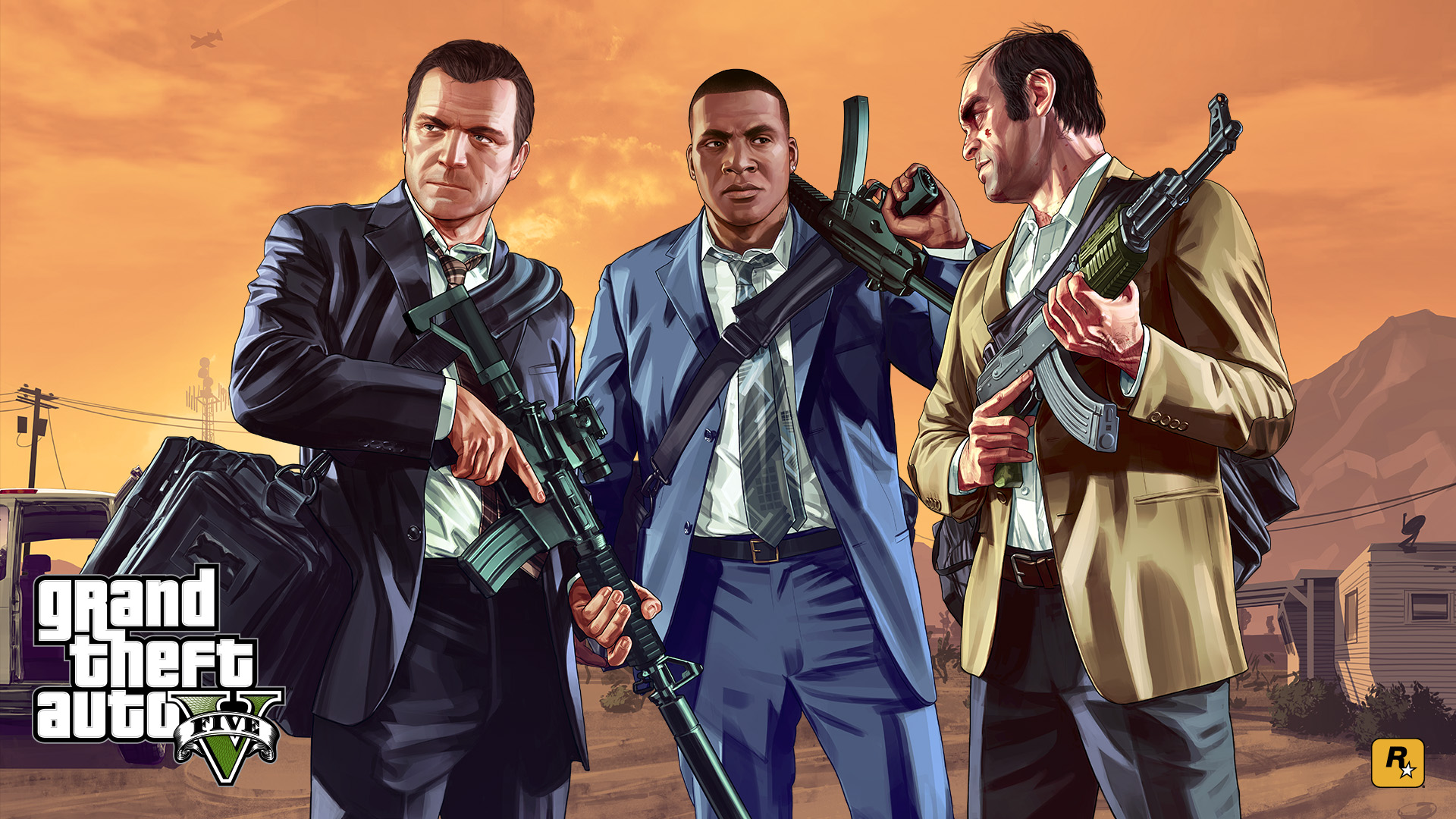 gta5 braquage - GTA5france.com
