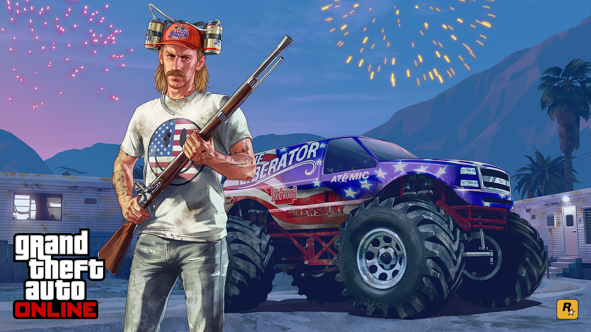 the liberator patriot - GTA5france.com