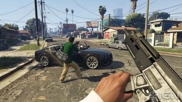 fusillade franklin - GTA5france.com