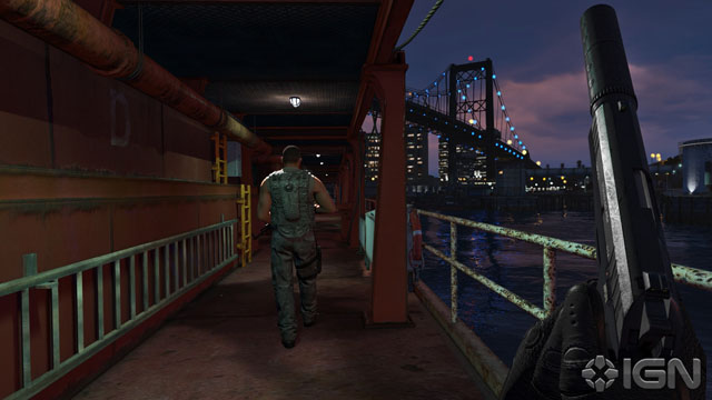 mission infiltration gta5 - GTA5france.com