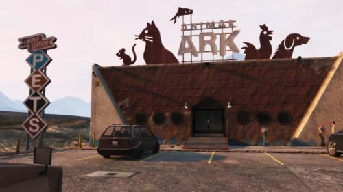 animal ark - GTA5france.com