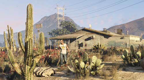 blaine county trevor - GTA5france.com