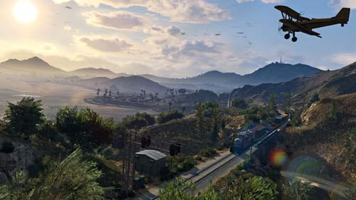 gta5 pc blaine county - GTA5france.com