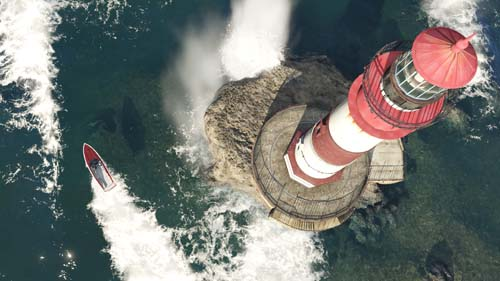 gta5 pc phare - GTA5france.com