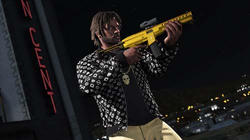 arme de defense personnelle adp - GTA5france.com