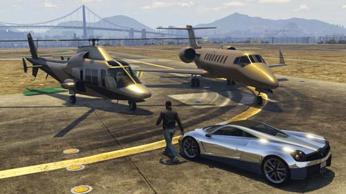 luxor swift deluxe - GTA5france.com