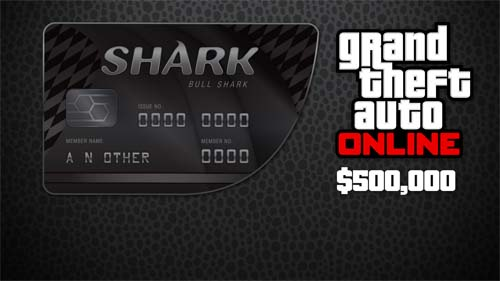 shark card gta online - GTA5france.com