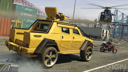 gta online custom insurgent