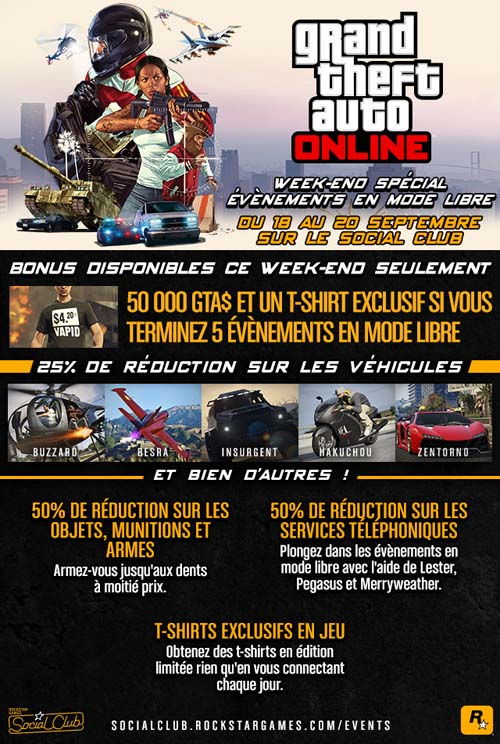 gta online mode libre - GTA5france.com
