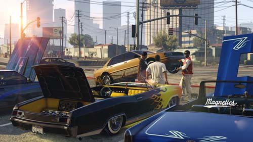 lowrider meeting - GTA5france.com