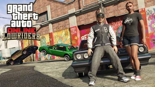 lowriders gta online - GTA5france.com