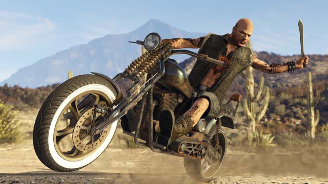 Western Rat Bike - GTA5france.com