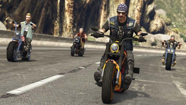 motos boulots bobos - GTA5france.com