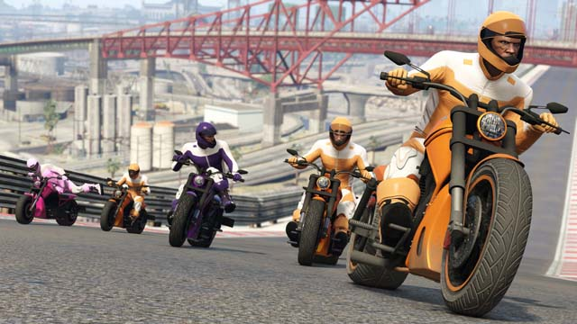 course moto - GTA5france.com