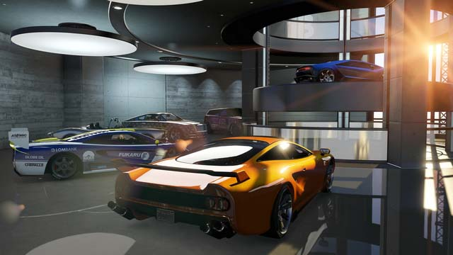 garage 20 places - GTA5france.com