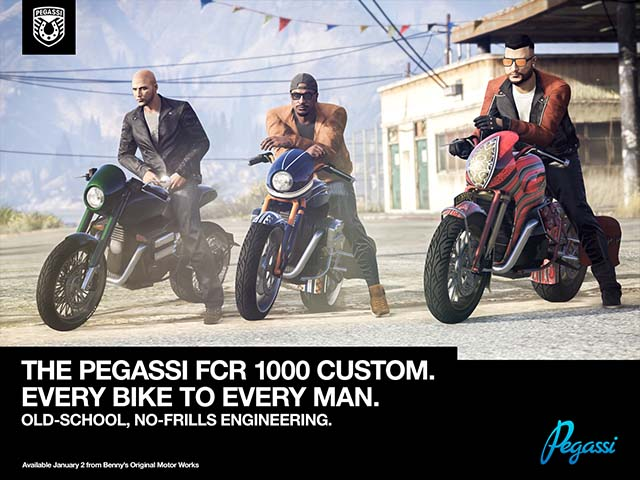pegassi fcr 1000 - GTA5france.com