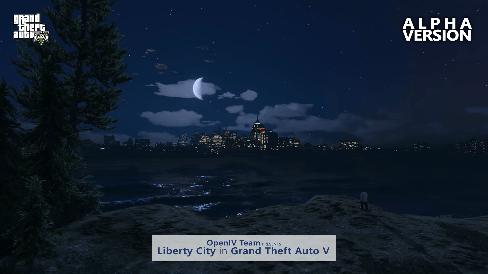 liberty city de nuit - GTA5france.com