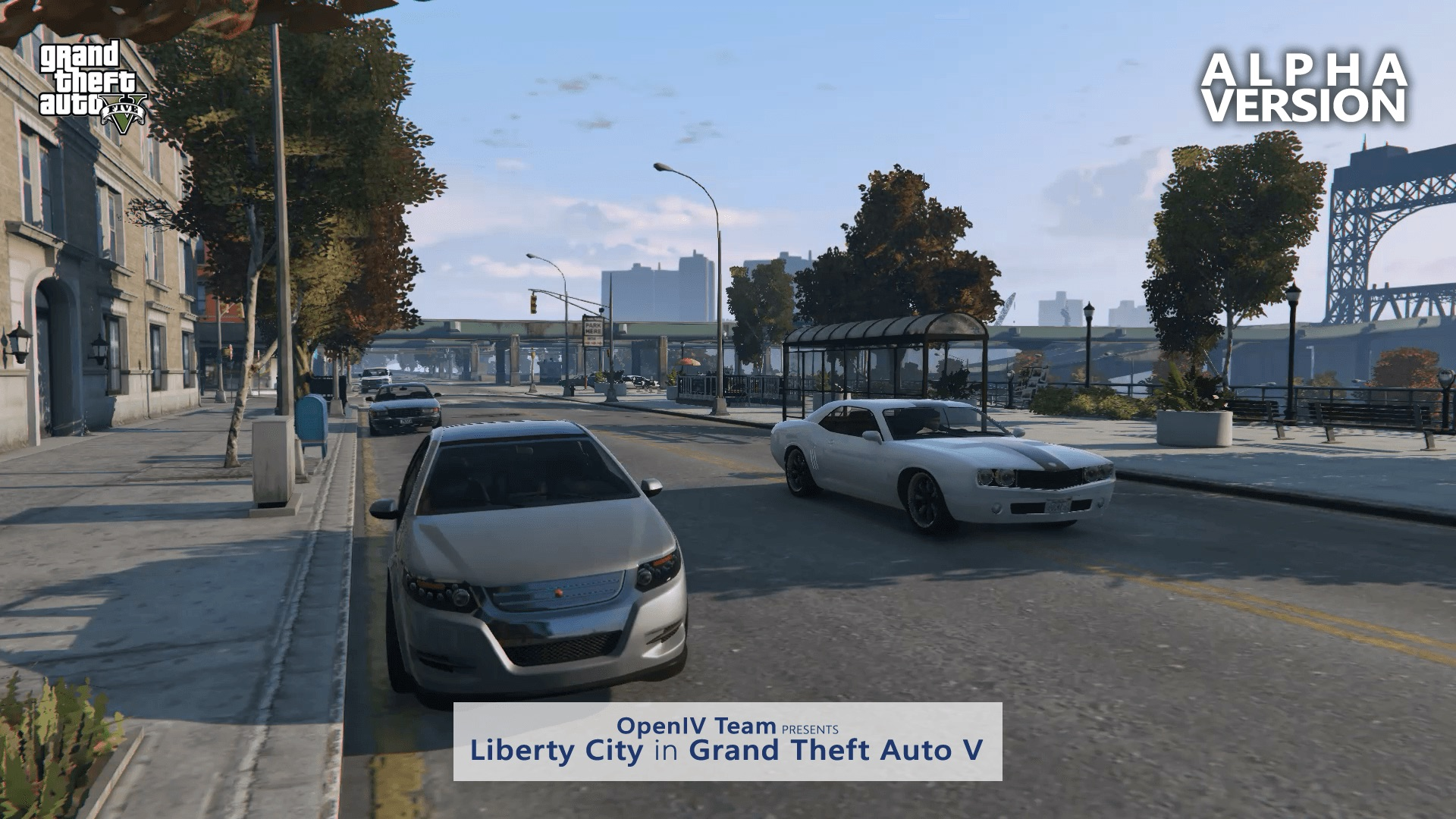 rue liberty city gta5 - GTA5france.com