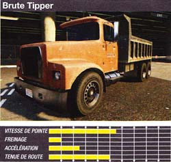 brute tipper - GTA5