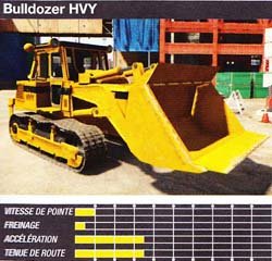 bulldozer hvy - GTA5