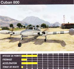 cuban 800 - GTA5