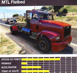 mtl flatbed - GTA5