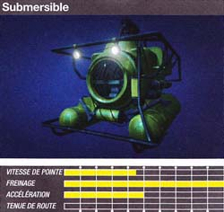 submersible - GTA5