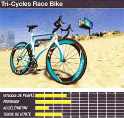 tri-cycles race bike - GTA5