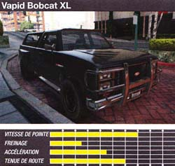 vapid bobcat xl - GTA5