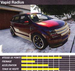 vapid radius - GTA5