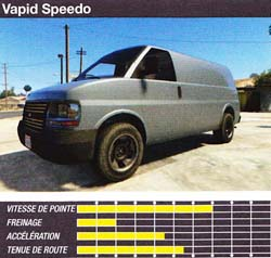 vapid speedo - GTA5