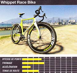whippet race bike - GTA5